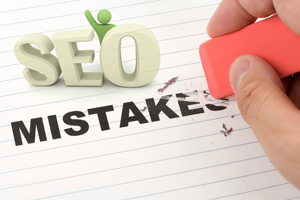 SEO Techniques: the most common mistakes to avoid